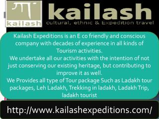 Kailash Expedition