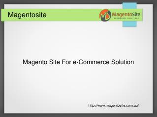 Magento Development Sydney