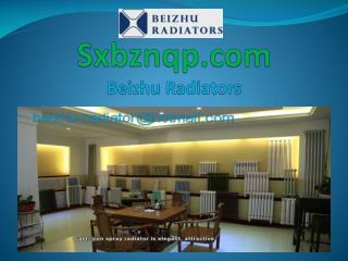 The Best cast iron radiator Company China