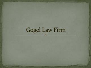 Gogel Law Firm - Experienced St Louis Law Firm