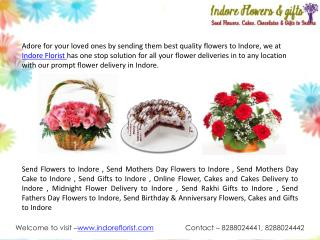 Send Flowers to Indore