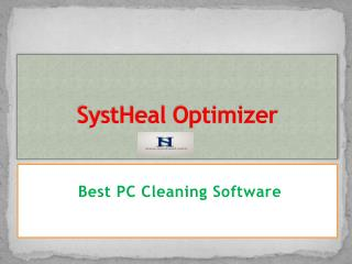 Free Download - Best PC Cleaning Software