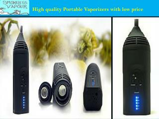 High quality Portable Vaporizers with low price