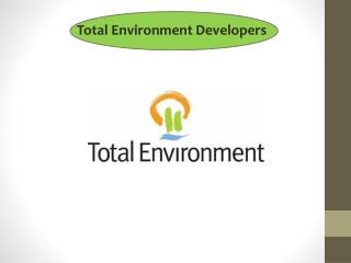 Total Environment Developers