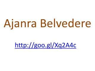 Ajnara Belvedere Residential Apartments Noida