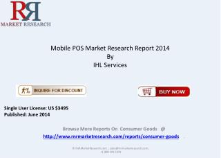 Mobile POS Market Overview 2014 Research Report