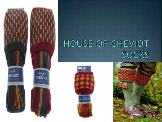 House of Cheviot Socks