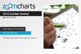 ZoomCharts For Confab Central: May 20-22, 2015 in Minneapoli