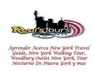 Aprender Acerca Guia Turistica De Nueva York, Walking Tour N
