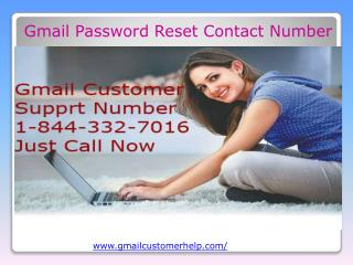 Gmail Account Recovery Number 1-844-332-7016 USA
