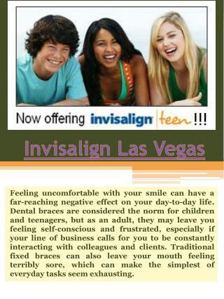 Orthodontist Las Vegas