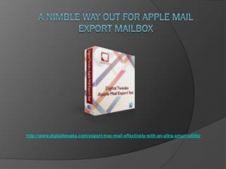 Export Mac Mail to Outlook 2011