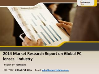 Global PC lenses Industry 2014