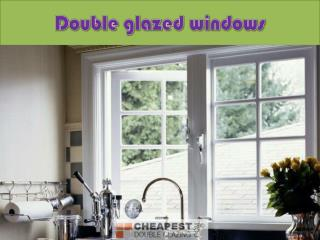 Search For Cheap Double Glazing With Intent Of Good And Dura