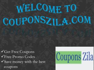 Coupons - Coupon Codes - Promo Codes - Free Coupons - Discou