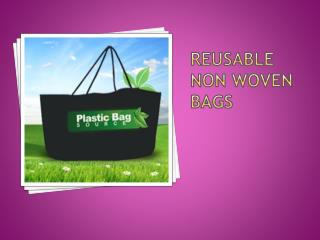 Easy Tips For Buying Reusable Non-Woven Bags