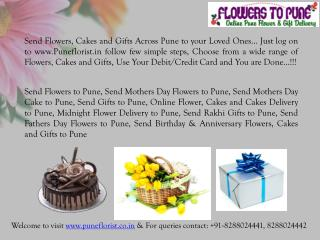 Send Gifts and Flowers to Pune