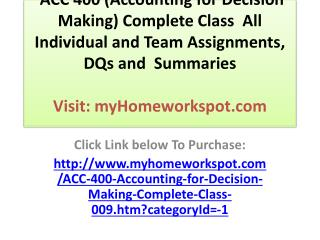 ACC 375 Week 1 Assignment Understanding Ethics Matrix  ACC 3