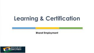 Bharat Employment