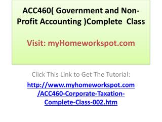 Individual Tax Return Position Paper Individual Week Two Pro