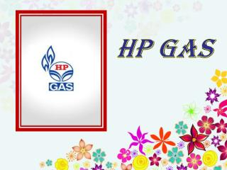 HP Gas Refill Booking Process