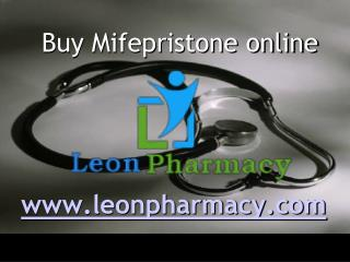 Mifepristone- Safety and Medical abortion compliant solution
