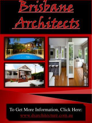 Brisbane Architects