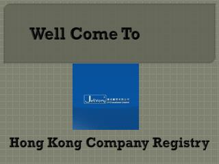 Hong Kong Company Registry
