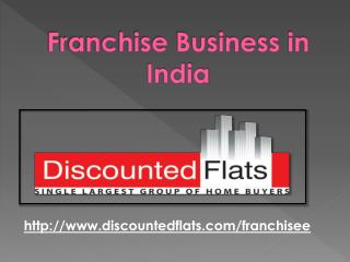 Real Estate Franchise Business Opportunities advertising and