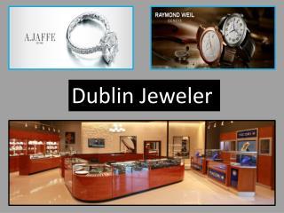 Dublin Jeweler