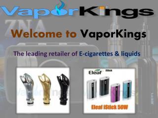 Electronic Cigarettes Australia