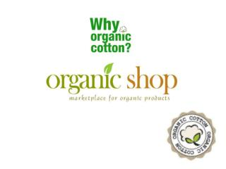 Benefits of Organic Cotton over conventional cotton