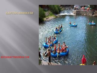 Rafting Rishikesh