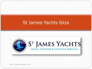 Yachts for sale in Ibiza