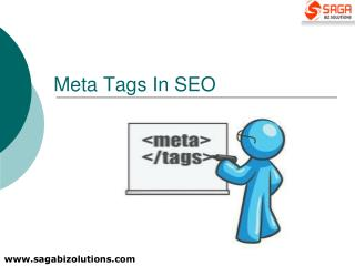 Importance of Meta Tag-Saga Biz Solutions