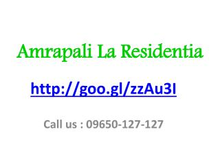 Amrapali Groups Launched New Luxurious Apartment at Noida Ex