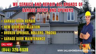 Dallas Home Garage Doors