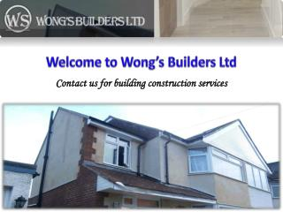 Best Builders in South West London
