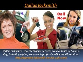 Dallas Locksmith