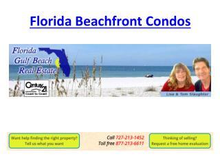Florida beachfront condos