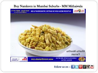 Buy Namkeen in Mumbai Suburbs - MM Mithaiwala