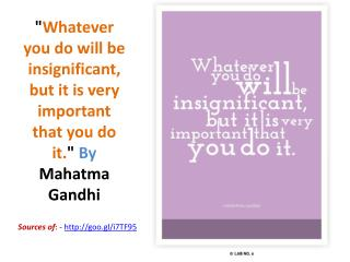 Great Collection of Mahatma Gandhi Quotes