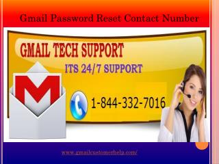 Gmail Technical Support 1-844-332-7016 Phone Number USA
