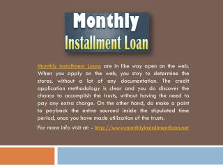 @monthlyinstallmentloan.net #Monthly Installment Loans