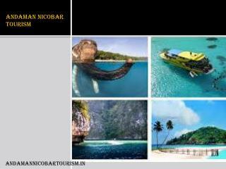 Andaman Nicobar tourism