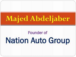 Majed Abdeljaber - Nation Auto Group