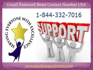 Gmail Customer Support 1-844-332-7016 Phone Number