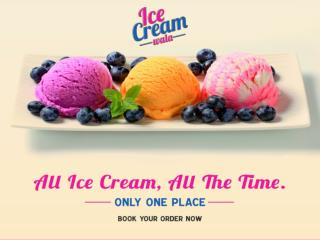 Ice Cream in Jaipur, Suppliers & Dealers Jaipur