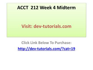 ACCT 434 All Discussion Questions Week 1 DQ1 ABC Journey  We