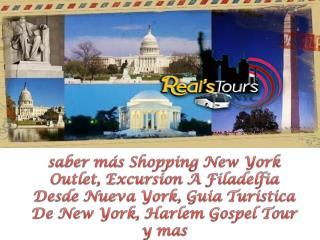 saber más Shopping New York Outlet, Excursion A Filadelfia D